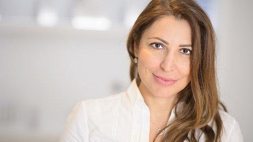 Profilbild Dr. med. Mitra Modaressi